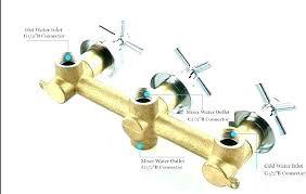 replace shower valve stem replacing shower valve changing shower faucet 3 handle shower repair shower faucet