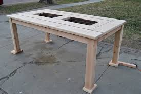 build patio table remodelaholic build a patio table with