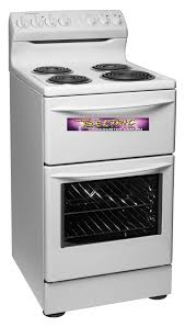 PAK143W Westinghouse Electric Upright Stove The Electric Discounter