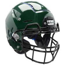 Schutt F7 Vtd Youth Football Helmet W Attached Titanium Facemask