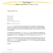 Letter Of Interest For Job Template Letter Of Interest Or Inquiry 4