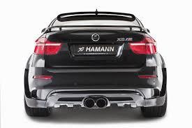 Geneva Preview: Hamann BMW X6 Tycoon EVO M with 670HP