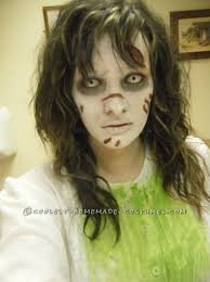 a effective and y regan from the exorcist costume o of