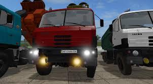 Tatra 815 Gear Box v1.2.1 for LS 17 - Farming Simulator 17 mod / LS ...