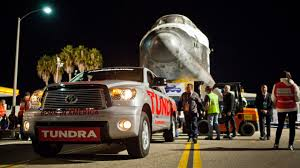 Tundra Pulls 150k Pound Space Shuttle | Tundra Headquarters Blog