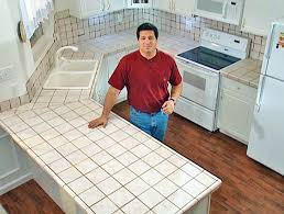 tile countertops over laminate. Contemporary Over Install Tile Over Laminate Countertop And Backsplash DIY Remodeling Expert  Fuad Reveiz Shows How To Lay Ceramic Tiles Over A Laminate Countertop  To Countertops T