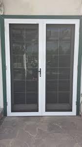 security screen door. Security Screen Door
