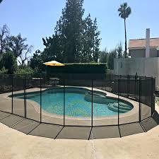 mesh pool fence phoenix