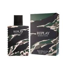 <b>Replay Signature</b> Man 30ml