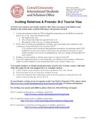 Ideas Collection Cover Letter For B1 B2 Visa Also Format Layout