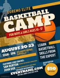 basketball training flyer template customizable design templates for basketball camp postermywall