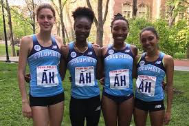 Columbia Claims DMR Record on Day 1 of Penn Relays | HepsTrack.com