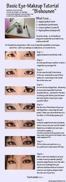 16 best anime makeup tutorial videos images anime eye makeup anime eyes kawaii makeup