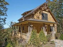 rustic house plans. Classic Small Rustic Home Plan - 18743CK Thumb 02 House Plans