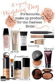 bridal makeup s1 list