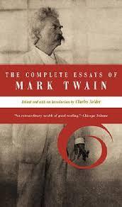 the complete essays of mark twain by mark twain 38750