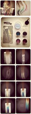 How To Dye Your Hair Using