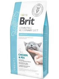 <b>Brit veterinary diet</b> obesity food when избыточном weight for <b>cats</b> ...
