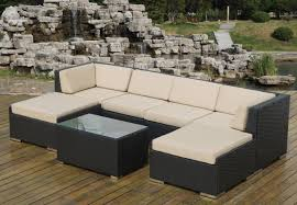 Outdoor Patio Furniture Sectional Sofa Sets  Beauty Outdoor Patio Outdoor Patio Furniture Sectionals