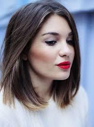 Meilleur Coiffure Cheveux Mi Long Femme Visage Rond