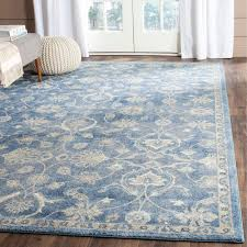 8 11 area rugs elegant safavieh sofia vintage oriental blue beige distressed rug 8 x 11