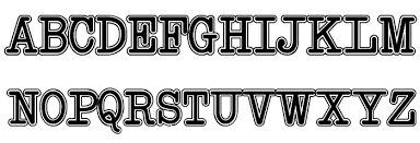 collage fonts free neobulletin college font download free fonts download