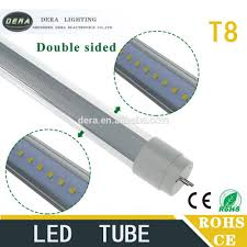 Double Tube Light Price T8 Double Sided Led Tube 5ft 28w 1500mm Led Tubes Internal Driver With Ho Holder Rotatable Buy Price Led Tube Light T8 T8 Double Sided Led