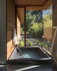 outdoor japanese soaking tub. \ outdoor japanese soaking tub
