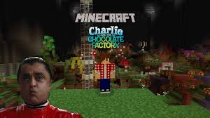 minecraft map review charlie and the chocolate factory   charlie and the chocolate factory