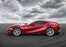 Ferrari S Most Powerful Fastest Berlinetta Ever The New 789 Hp 211 Mph 812 Superfast