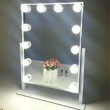 beauty vanity mirror makeup vanity mirror with light lighted tabletop makeup mirror with lights makeup