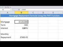 Mortgage Repayment Calculator Spreadsheet Home Mortgage Payment Calculator Using An Excel Spreadsheet
