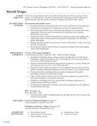 Retired Military Resume Examples Resume