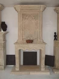 AL Brick Limestone SurroundsLimestone Fireplace Mantels