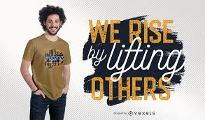 Design T Shirt Quotes Motivational Quote T Shirt Design Vector Download
