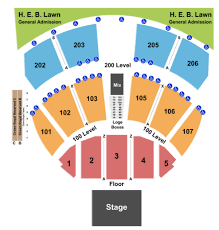 Austin360 Amphitheater Tickets With No Fees At Ticket Club