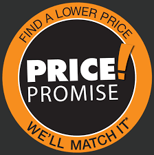 Price Promise Find a Lower Price Weu0027ll Match It