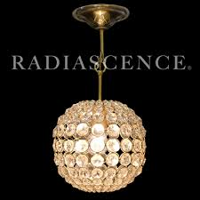 details about stilnovo hollywood regency italian cut glass globe chandelier brass hanging lamp