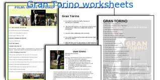 essay writing tips to film analysis essay gran torino essentially the failure to use many flashbacks has given this film a linear story line that is easy to follow throughout the film thereby making it easy