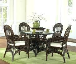 rattan dining room table rattan dining room chair indoor wicker dining chairs dining wicker dining room