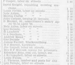 Louis Fields works for county - Newspapers.com