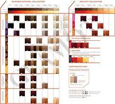 Matrix Color Chart Socolor Matrix Color Chart Www Bedowntowndaytona Com