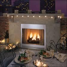 majestic al fresco series outdoor gas fireplace