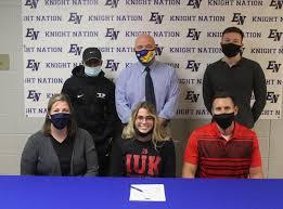 EN's Kirkpatrick signs with IU Kokomo   Newssun   kpcnews.com