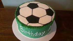 Soccer Ball birthday Cake 1024x577