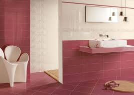... Of Red Floors In Bathroom How To Decorate Ideas Tile Colors 2017  Ceramic Wall Tiles European Ecolabel Deep Pink Floor With White Color  Combination And