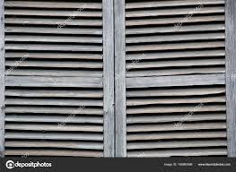 Alte Fensterläden Aus Holz Fenster Nahaufnahme Schuss Stockfoto