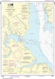 Potomac River Charts Noaa Nautical Chart 12287 Potomac River Dahlgren And Vicinity
