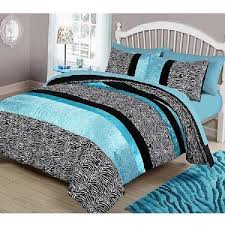 43 best bed in a bag comforter sets images on bedrooms for full size zebra print set designs 11