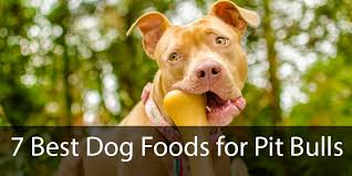 American Pitbull Terrier Feeding Chart 7 Best Dog Foods For Pitbulls To Buy In 2019 Petsneedit
